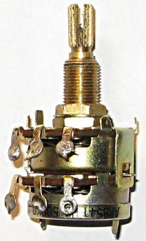 Pioneer SM83 Potentiometer with Long Shaft